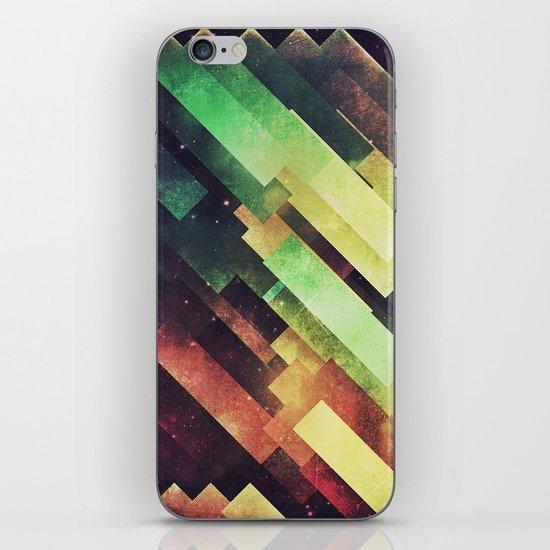 xyy byy iPhone & iPod Skin
