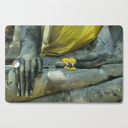 Buddha in Thailand Cutting Board