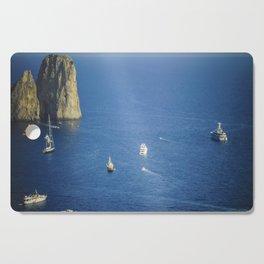 Capri, Amalphi Coast, Italy 7 Cutting Board