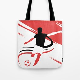 Worl Cup Tote Bag