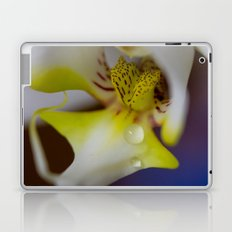 Drops of Orchid Laptop & iPad Skin