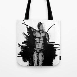 Male nude. Tote Bag