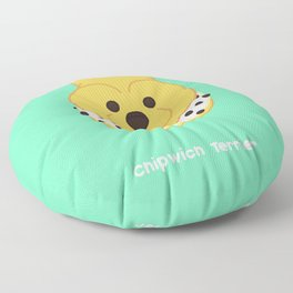 Chipwich Terrier Floor Pillow