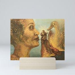 Samo's New Venus Mini Art Print
