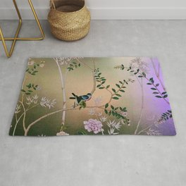 Chinoiserie Style Rug