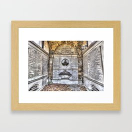 John Adam Architect Greyfriars Framed Art Print