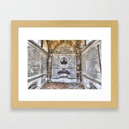 John Adam Architect Greyfriars Framed Art Print