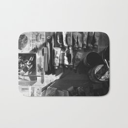 Art Supplies Bath Mat