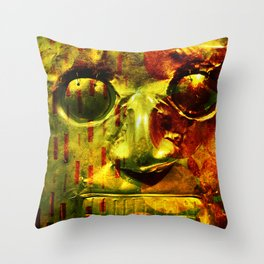 Will of the Markets Throw Pillow