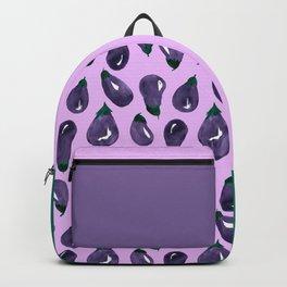 Eggplants Backpack
