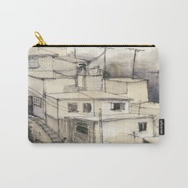 Armenian Rooftops Carry-All Pouch