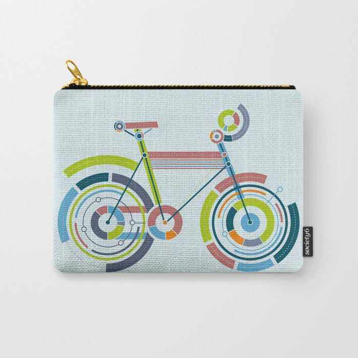 Bicyrcle Carry-All Pouch