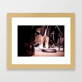 boots (one) Framed Art Print