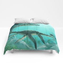 Underwater Dinosaur Comforters