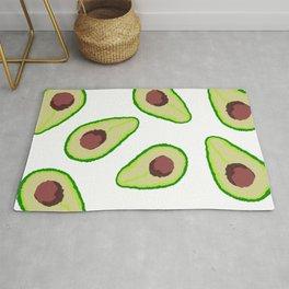 Avocados Rug