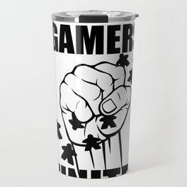 Board Gamers Unite! Travel Mug