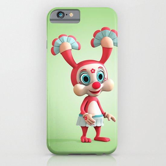Lina Pippolina iPhone & iPod Case