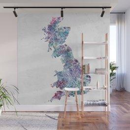 Great Britain Wall Mural