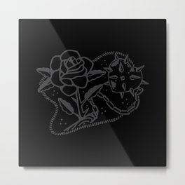 This Could Be Love Metal Print