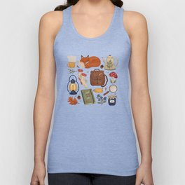Woodland Wanderings Unisex Tank Top