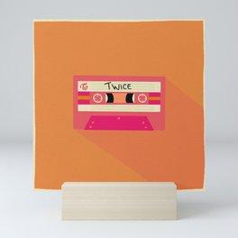 Twice - Retro - Kpop Mini Art Print