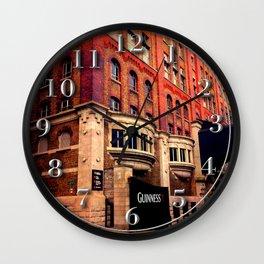 Guinness Storehouse Wall Clock