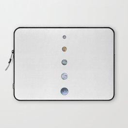 Moons of Uranus Laptop Sleeve