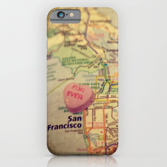 Forever San Francisco iPhone & iPod Case