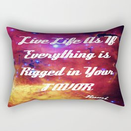 Rumi Rectangular Pillow