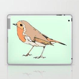 Female Robin Laptop & iPad Skin