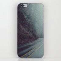 abyss iPhone & iPod Skins featuring Abyss by Kiersten Marie Photography