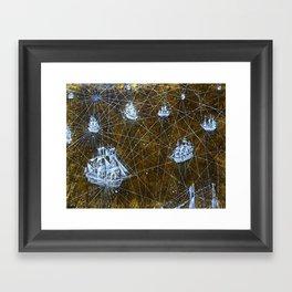 """Continuity"" Framed Art Print"