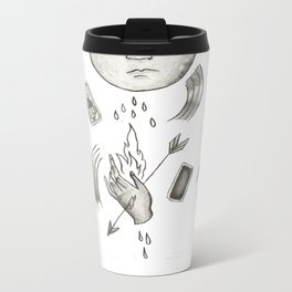 Bad Magic Metal Travel Mug