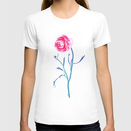 One Flower - Study 2. Front T-shirt