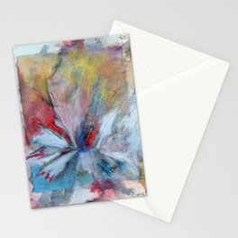 Layered Panels Stationery Cards
