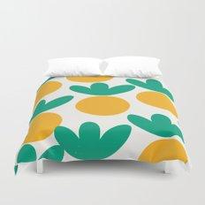 Minimalist Fruit Summer Pattern Duvet Cover