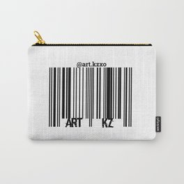 """""""BarCode"""" Carry-All Pouch"""