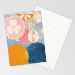 Hilma af Klint - The Ten Largest No. 2 Childhood Stationery Cards