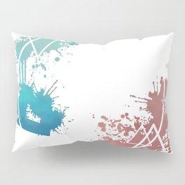 Spring Circle Pillow Sham