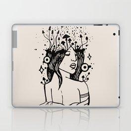 Queen of Spores Laptop & iPad Skin