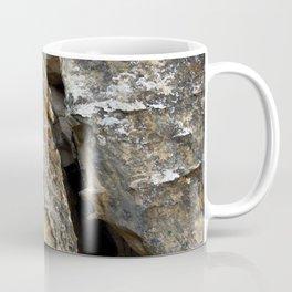 Where Ancients Walked Natural Earth Art Rock Texture Coffee Mug