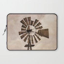 Iowa Windmill Laptop Sleeve