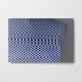 Solitaire Zoom Metal Print