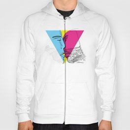 Primary kiss Hoody