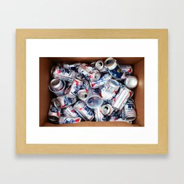 Corona? Framed Art Print