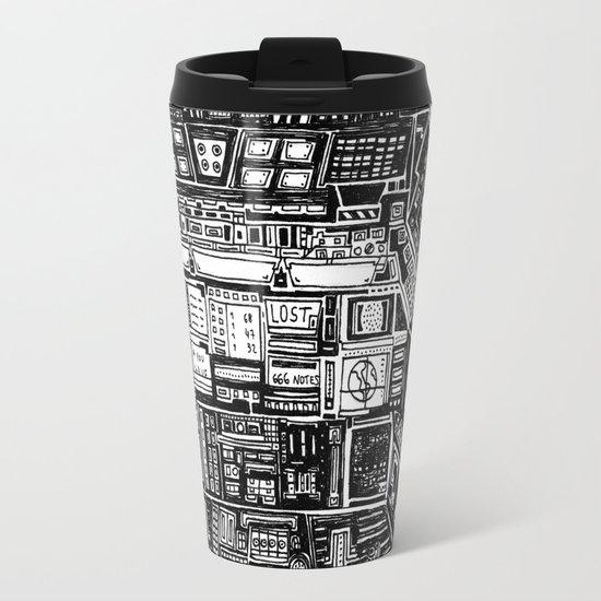 Lost cabin 666 Travel Mug