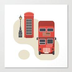London icon Canvas Print