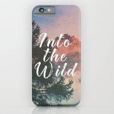 Into the Wild Slim Case iPhone 6s