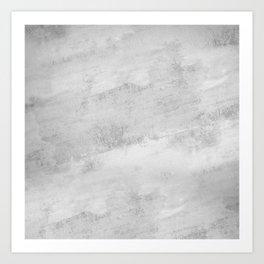 Concrete 017 Art Print