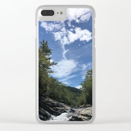 Graveyard Fields Mid-afternoon Clear iPhone Case